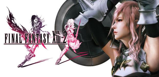 FINAL FANTASY XIII-2 - Cover / Packshot