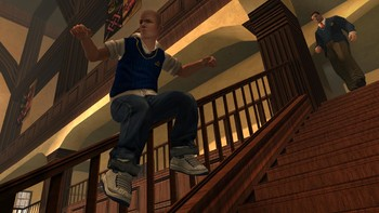 Screenshot1 - Bully: Scholarship Edition