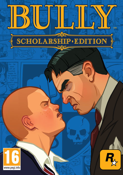 Bully: Scholarship Edition - Cover