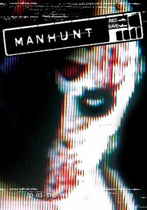 Manhunt - Cover / Packshot