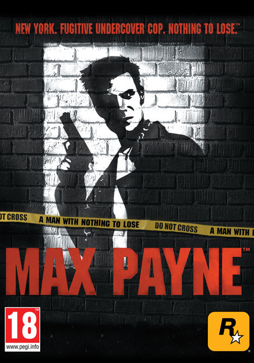 Max Payne - Cover / Packshot