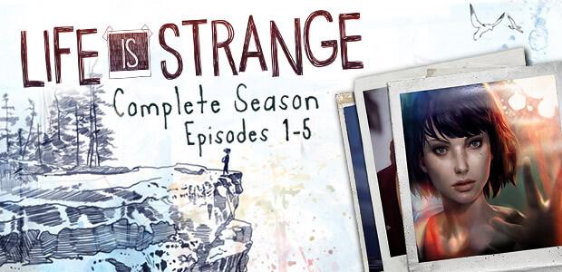Life Is Strange Saison Complète (Episodes 1 à 5)