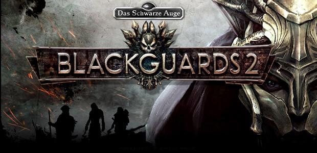 Blackguards 2 - Cover / Packshot