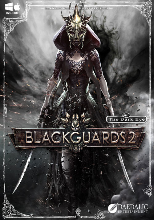 Blackguards 2 - Cover
