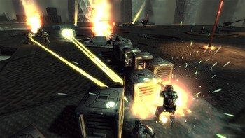 Screenshot14 - Mechs and Mercs: Black Talons
