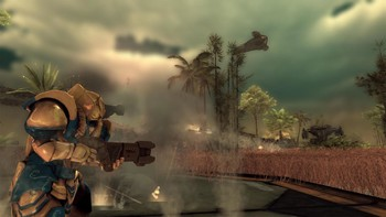 Screenshot1 - Mechs and Mercs: Black Talons