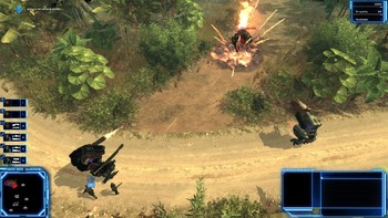 Screenshot2 - Mechs and Mercs: Black Talons