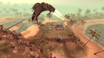 Screenshot10 - Mechs and Mercs: Black Talons