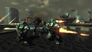 Screenshot12 - Mechs and Mercs: Black Talons