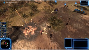 Screenshot7 - Mechs and Mercs: Black Talons
