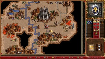 Screenshot3 - Heroes of Might & Magic III - HD Edition