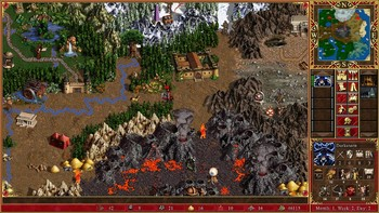 Screenshot4 - Heroes of Might & Magic III - HD Edition