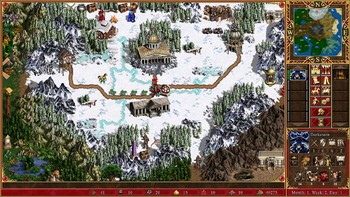 Screenshot5 - Heroes of Might & Magic III - HD Edition