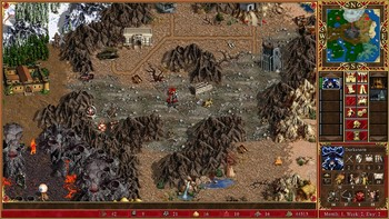 Screenshot2 - Heroes of Might & Magic III - HD Edition