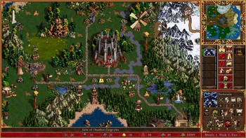Screenshot7 - Heroes of Might & Magic III - HD Edition
