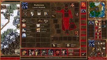 Screenshot1 - Heroes of Might & Magic III - HD Edition