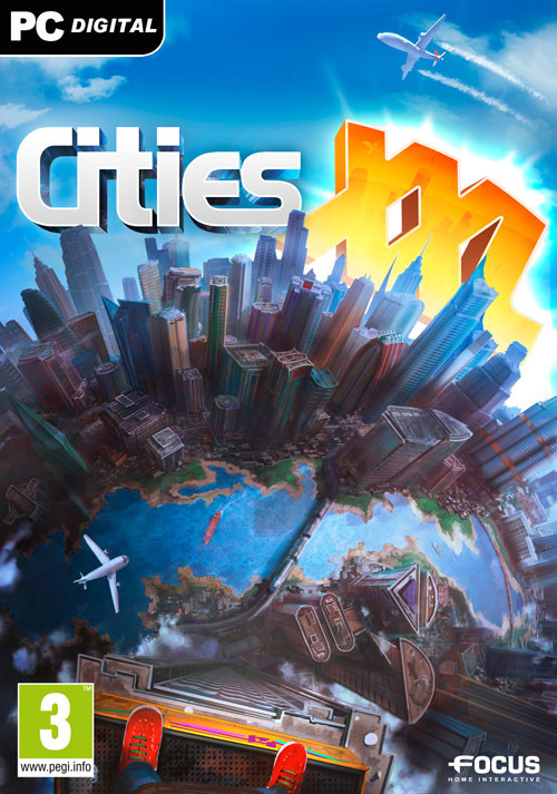 Cities XXL - Cover / Packshot