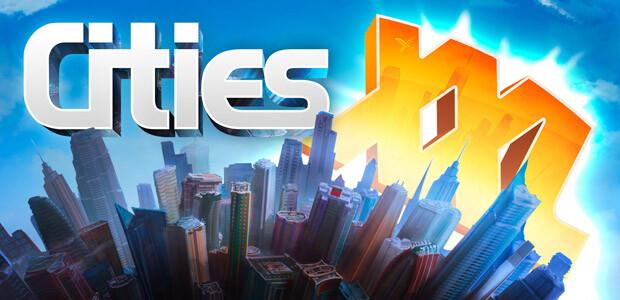 Cities XXL - Cover / Packshot