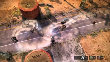 Screenshot3 - Death Rally
