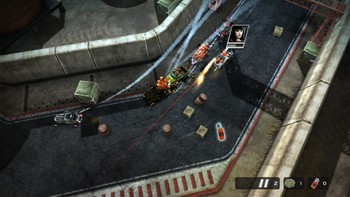 Screenshot4 - Death Rally