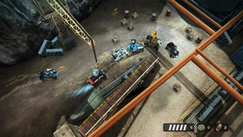 Screenshot6 - Death Rally