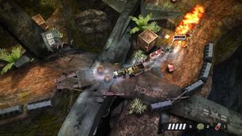 Screenshot5 - Death Rally