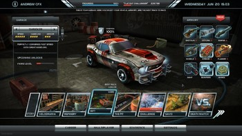 Screenshot7 - Death Rally