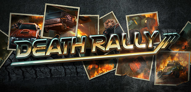 Death Rally - Cover / Packshot