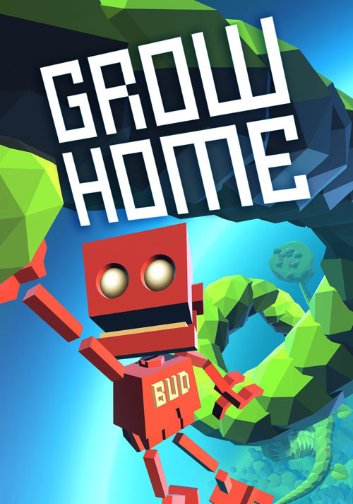 Grow Home - Cover