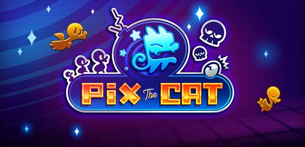 Pix the Cat - Cover / Packshot