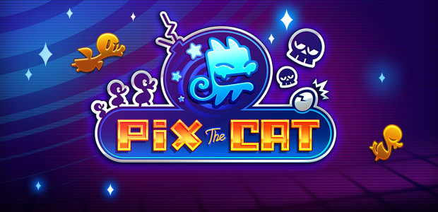 Pix the Cat - Cover / Packshot