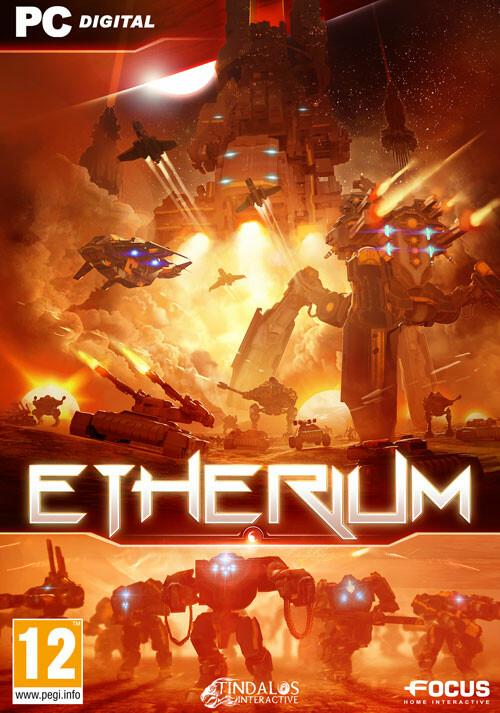 Etherium - Cover / Packshot