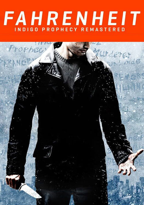 Fahrenheit: Indigo Prophecy Remastered - Cover / Packshot