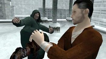 Screenshot1 - Fahrenheit: Indigo Prophecy Remastered