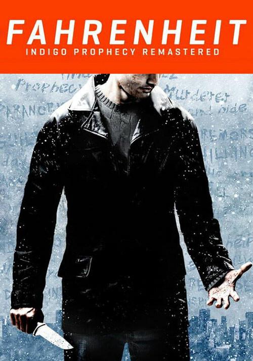 Fahrenheit: Indigo Prophecy Remastered - Cover / Packshot