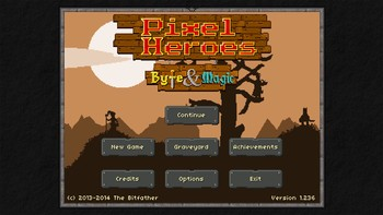 Screenshot6 - Pixel Heroes: Byte & Magic