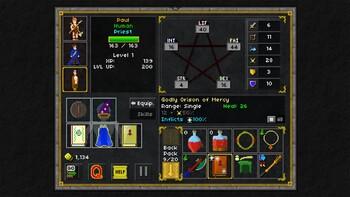 Screenshot4 - Pixel Heroes: Byte & Magic