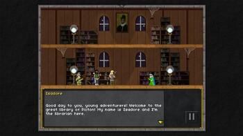 Screenshot5 - Pixel Heroes: Byte & Magic
