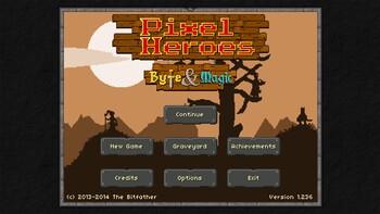 Screenshot6 - Pixel Heroes: Byte & Magic
