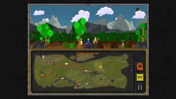 Screenshot7 - Pixel Heroes: Byte & Magic