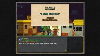 Screenshot9 - Pixel Heroes: Byte & Magic