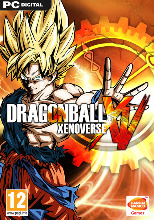 DRAGON BALL Xenoverse - Cover / Packshot