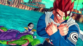 Screenshot2 - DRAGON BALL Xenoverse