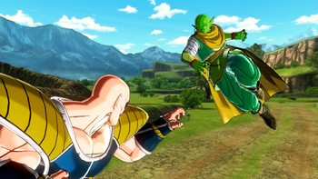 Screenshot7 - DRAGON BALL Xenoverse