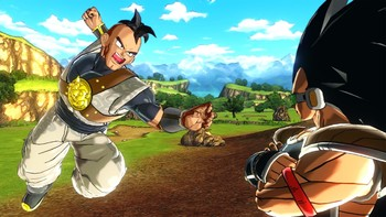 Screenshot9 - DRAGON BALL Xenoverse