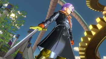 Screenshot3 - DRAGON BALL Xenoverse