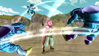 Screenshot8 - DRAGON BALL Xenoverse