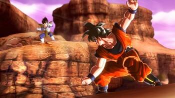 Screenshot5 - DRAGON BALL Xenoverse