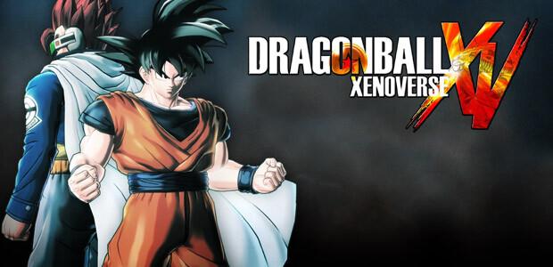 DRAGON BALL Xenoverse - Cover / Packshot