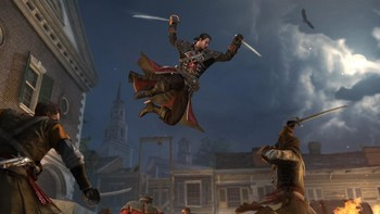 Screenshot2 - Assassin's Creed Rogue Deluxe Edition